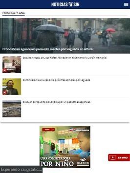 Noticias SIN screenshot 1