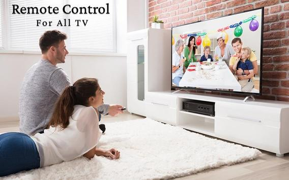 Remote Control For All TV poster
