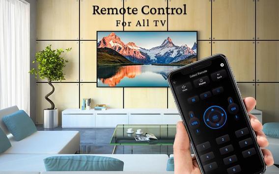 Remote Control For All TV screenshot 3