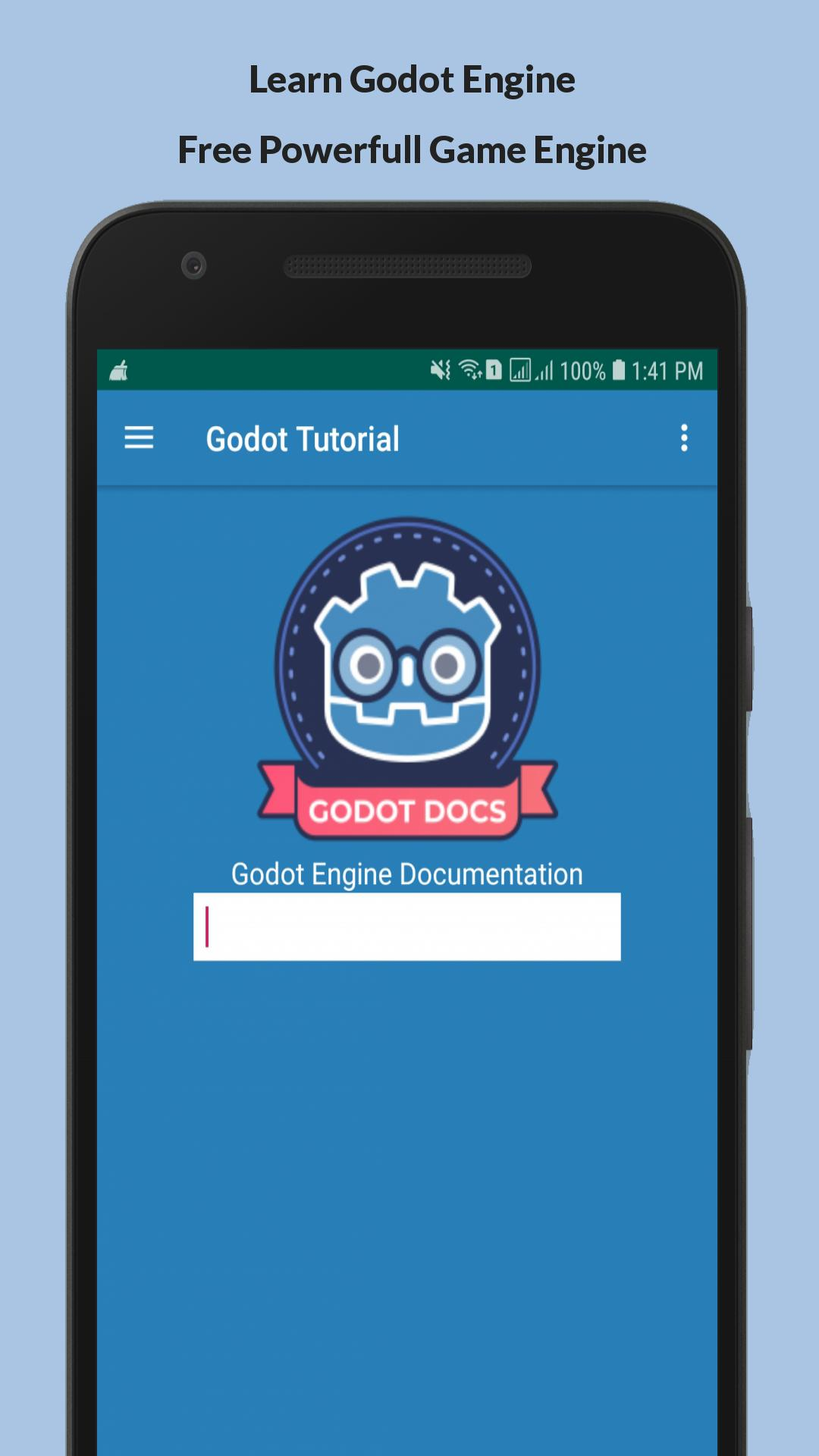 Godot 3 0 Tutorial Documentation for Android - APK Download