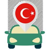 Аренда авто в Турции icon