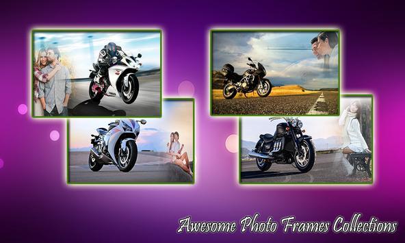 Bike Photo Frame screenshot 2