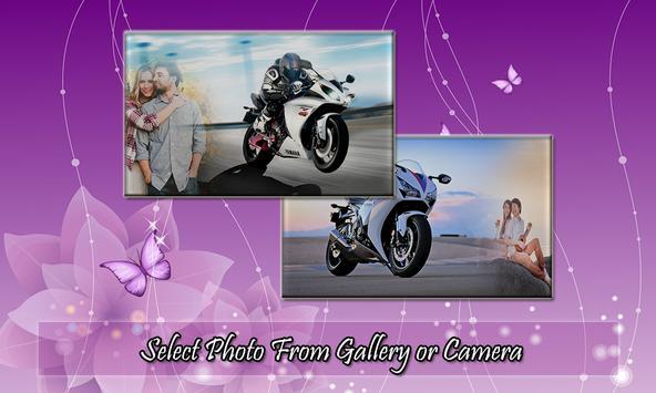 Bike Photo Frame screenshot 6