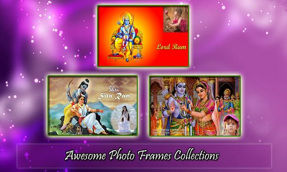 God Ram Photo Frame screenshot 5