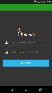 Talento poster