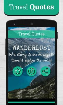 Travel Quotes screenshot 1