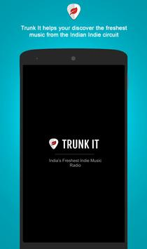 Trunk It poster