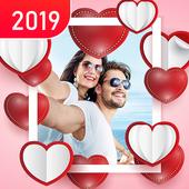 Love Photo Frame : Valentine Day Photo Frames icon