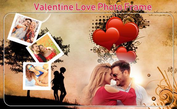 Love Photo Frame : Valentine Day Photo Frames screenshot 2
