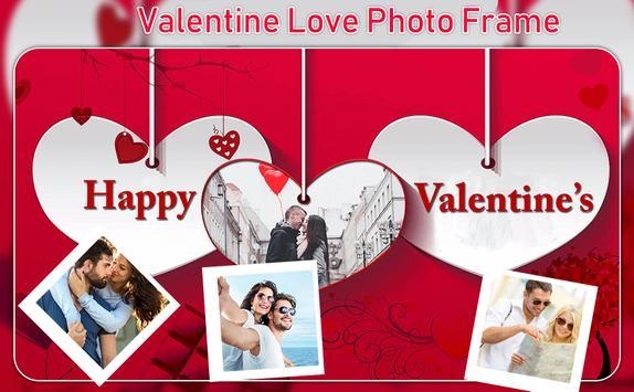 Love Photo Frame : Valentine Day Photo Frames screenshot 3