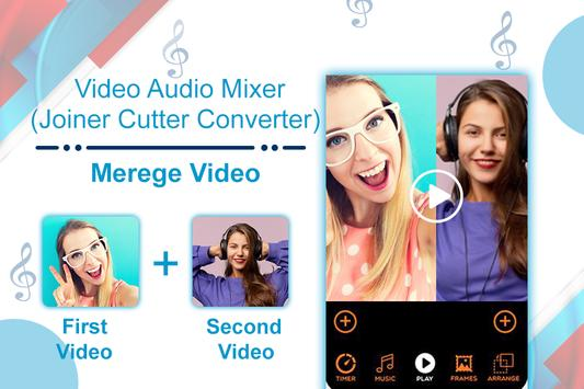 Audio Video Mixer - Video Joiner screenshot 3