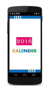 Calendar 2019 South Africa screenshot 4
