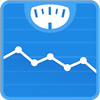 Weight Loss Tracker & BMI Calculator – WeightFit icon
