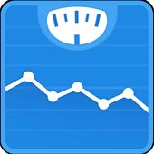 ikon Diary berat & kalkulator BMI – WeightFit