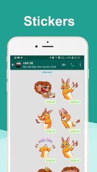 7 Schermata Chat Styles