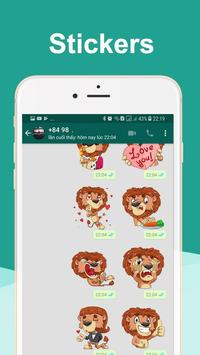 6 Schermata Chat Styles