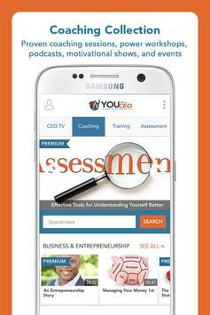 You Are A CEO Professional & Life Coaching App screenshot 5