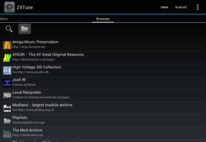 ZXTune for Android - APK Download