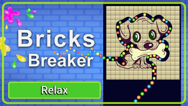 Bricks Breaker Drops capture d'écran 5