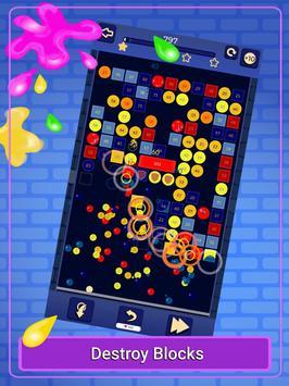 Bricks Breaker Drops capture d'écran 8