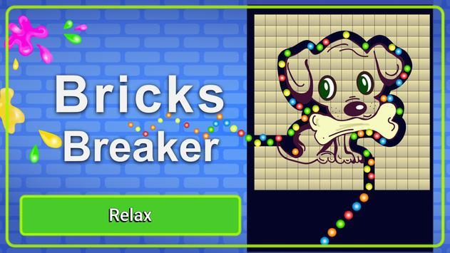 Bricks Breaker Drops capture d'écran 11