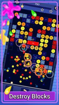 Bricks Breaker Drops capture d'écran 2