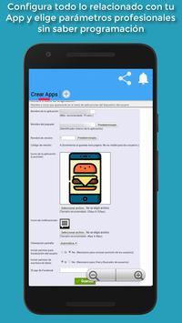 App24: Crea tu App Facil poster