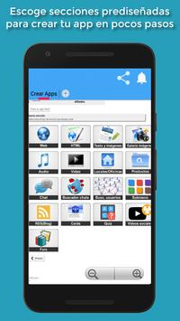 App24: Crea tu App Facil screenshot 4