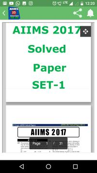26 Years AIIMS Solved Papers 1994-2019 screenshot 6