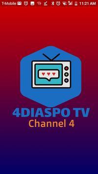 4Diaspo tv poster