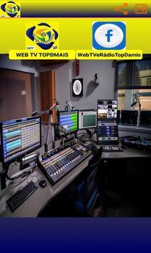 WEB TV TOPDMAIS screenshot 1
