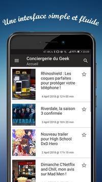 Conciergerie du Geek screenshot 1