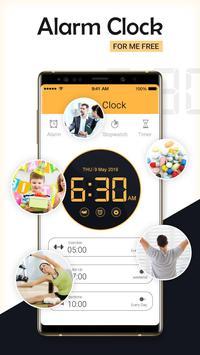 Digital Alarm Clock screenshot 4