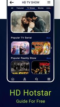 Tips for HD Hostar : Hostar Live TV Shows Guide screenshot 4