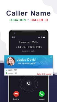 Caller Name & Location Tracker screenshot 1