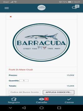 Barracuda screenshot 2