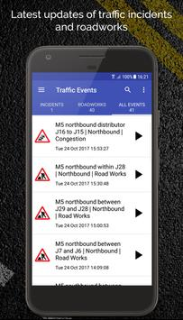 M5 Motorway Traffic News for Android - APK Download
