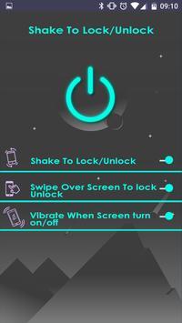 Shake to Unlock poster