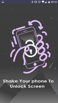 Shake to Unlock screenshot 1