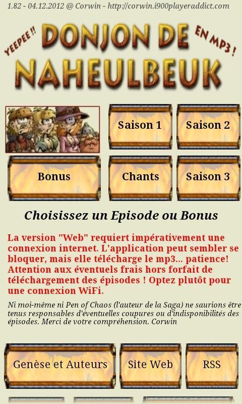 MP3 SAISON 3 NAHEULBEUK DONJON LE DE TÉLÉCHARGER