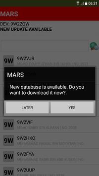 MARS screenshot 1