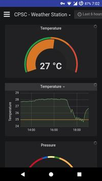 CPSC - Weather Station screenshot 4