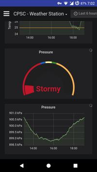 CPSC - Weather Station screenshot 5