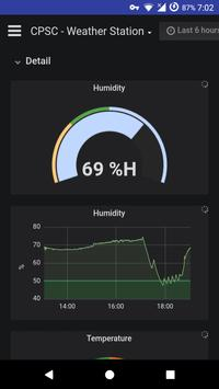 CPSC - Weather Station screenshot 3