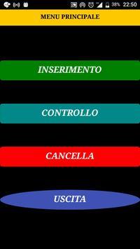 Controllo Turni Postulato Osimo poster