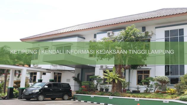 Ketipung - Kejaksaan Tinggi Lampung screenshot 1