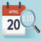 Converting any date to the day number icon