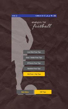 Analysis for Football ảnh chụp màn hình 8