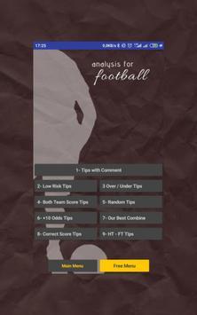 Analysis for Football ảnh chụp màn hình 9