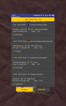 Analysis for Football ảnh chụp màn hình 11